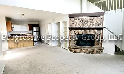 Living Room, 1140 Magic Lamp Way, 1