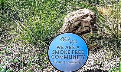 Community Signage, Adagio On The Green, 2