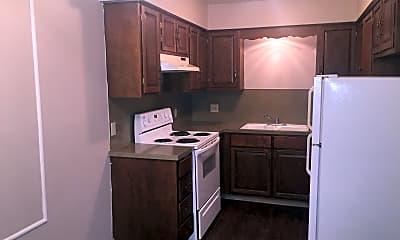 Kitchen, Century House, 2