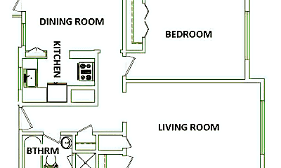 Living Room, 75 Heather Ave, 2