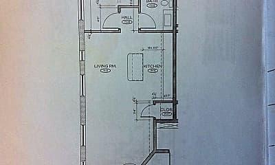 Kitchen, 391 Washington St, 2