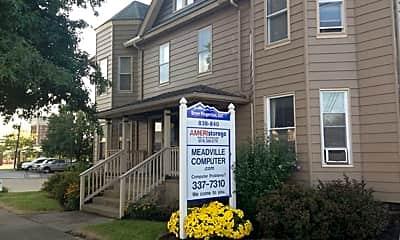 Community Signage, 838 Park Ave, 0
