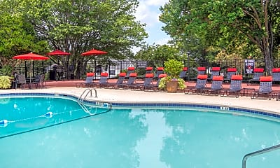 Pool, Howell Commons, 0