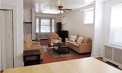 Living Room, 4048 Powelton Ave, 1