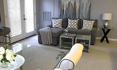 Living Room, The Overlook, 0