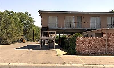 Pueblo De Chamisa Apartments, 1