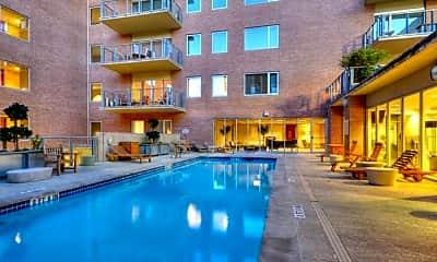 Pool, 901 W 9th St, 1