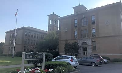 East Court Apartments, 0