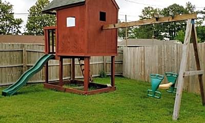 Playground, 3221 Madden Terrace, 2