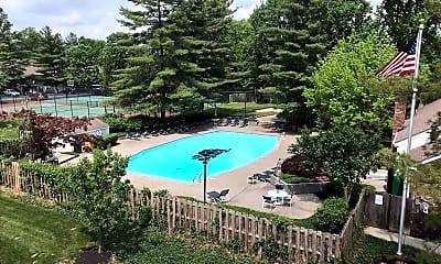 Pool, Village of Coldstream, 1