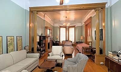Living Room, 424 W 154th St 1, 0