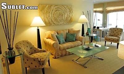Living Room, 1235 Waller St, 0
