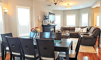 Dining Room, 107 Neponset Ave, 1