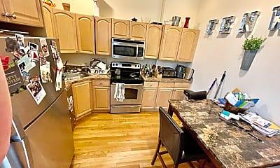 Kitchen, 21 Aberdeen St, 1