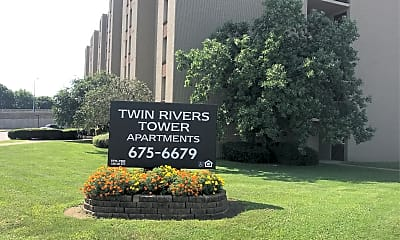 Twin Rivers Tower, 1