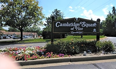 Cambridge Square Flint, 1