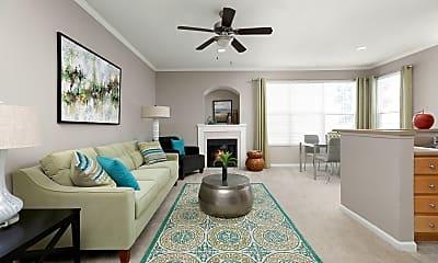 Living Room, Bayview Club Apartment Homes, 0