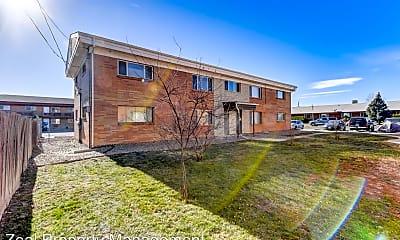 Building, 7100 Stuart St, 1