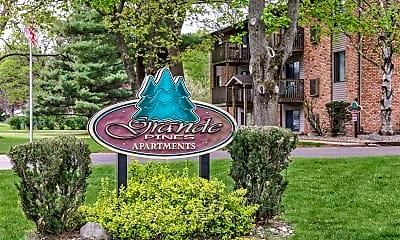 Community Signage, Grande Pines, 2