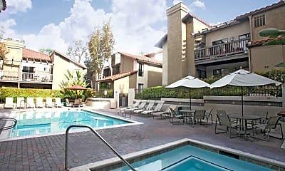 Pool, Ridgecrest, 2
