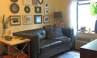 Living Room, 211 E 21st St, 2