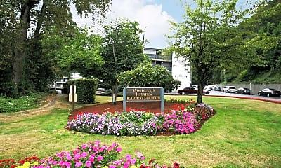 Community Signage, Woodland Estates, 2