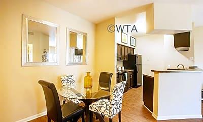 Dining Room, 12727 Vista Del Norte, 1
