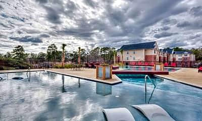 Pool, Grove at Auburn - Per Bed Lease, 1