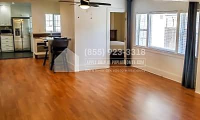 Living Room, 766 Temple Avenue, 1