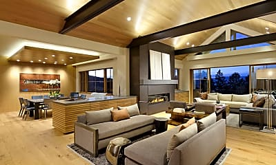 Living Room, 991 Moore Dr, 1