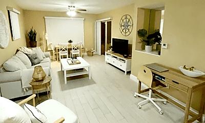 Living Room, 1760 Palm Cove Blvd, 2