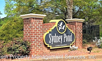 Community Signage, 1344 Sydney Pond Cir, 2