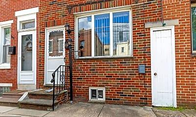Building, 416 E Flora St, 2