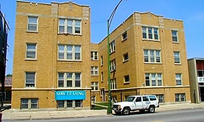 Building, 3438 W Foster Ave, 2