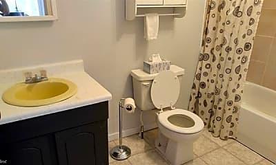 Bathroom, 3873 E Lake Rd, 1