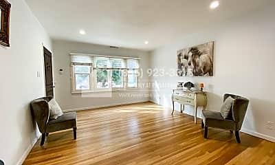 Living Room, 1080 Sherman Street, 1