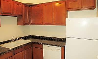 Kitchen, Arches Apartment Homes, 1