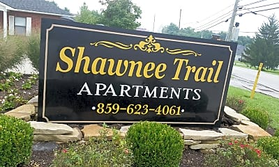 Shawnee Trail Apartments, 1