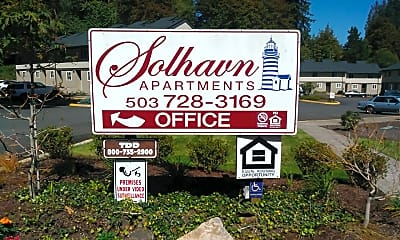 Solhavn Apartments, 1