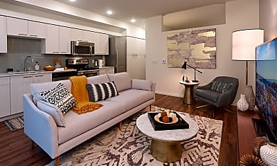Living Room, Hadley, 1
