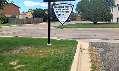 Cheyenne North Apartments - Section 8, 1