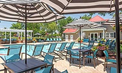 Pool, Arbor Steele Creek, 1