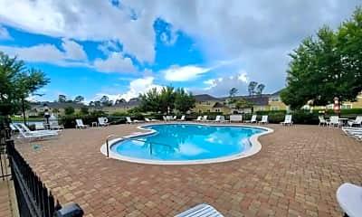 Pool, 1607 Annabellas Way, 0