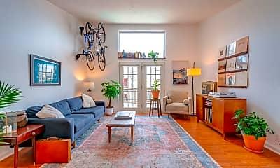 Living Room, 420 Elysian Fields Rd, 0