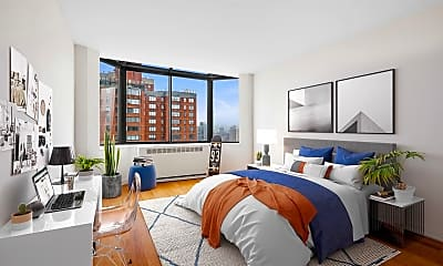 Bedroom, 1750 York Avenue, 1