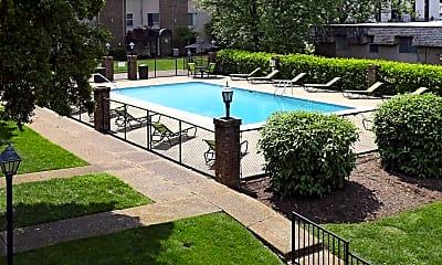 Pool, Covenant Crossing, 0