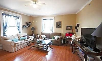 Living Room, 860 Hinman, 0