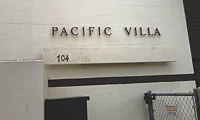 Pacific Villa, 1