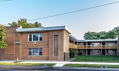 Building, 2710 E 83rd Street, 2