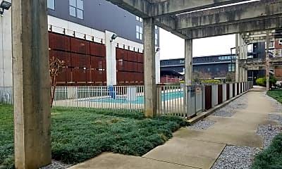 Patio / Deck, 1352 Rosa L Parks Blvd, 2